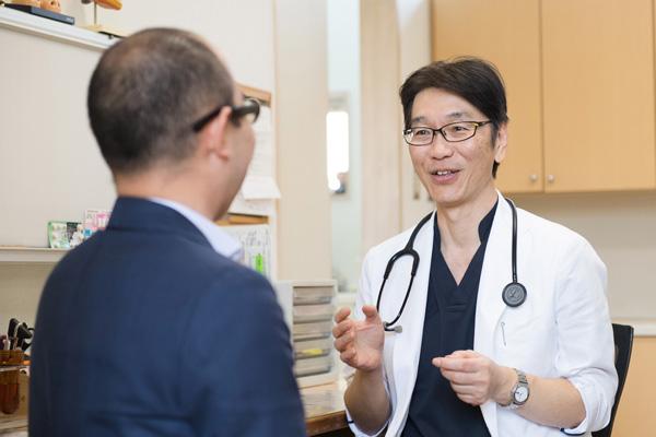 ホリスッテック医学を実践