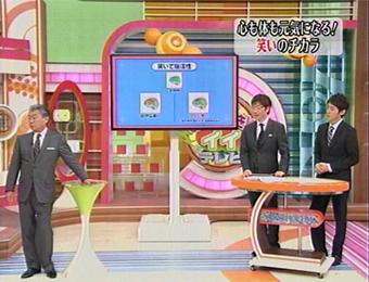 2008年11月26日 日テレ「おもいッきりイイ!!テレビ」
