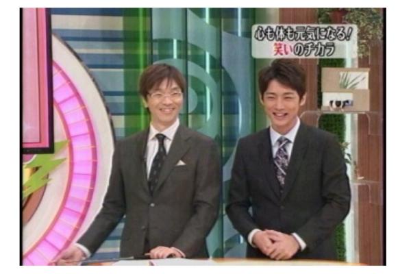 「おもいッきりイイ!!テレビ」笑いの健康効果